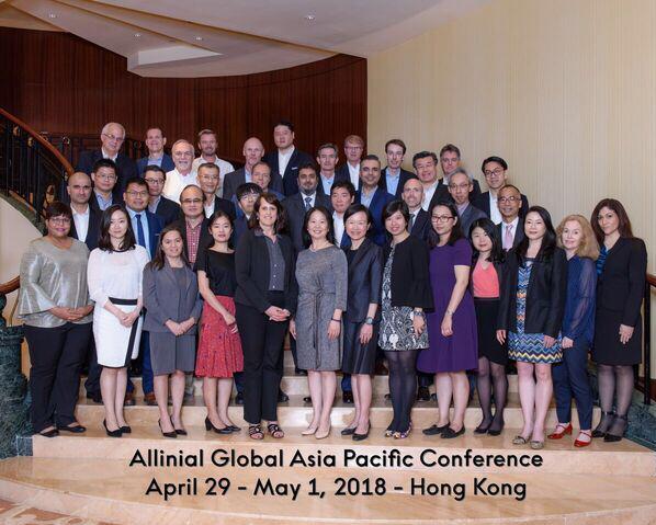 Hội Nghị Châu Á Thái Bình Dương – Allinial Global 2018